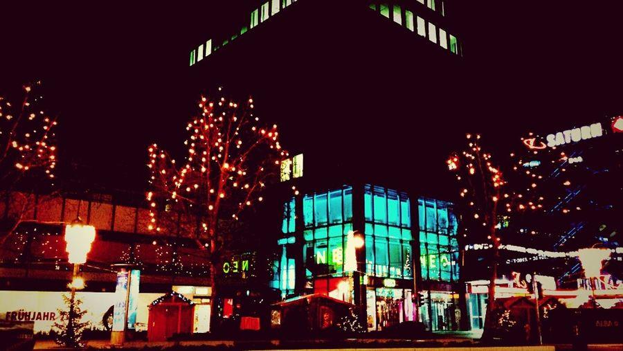 Europacenter Berlin Night Eye4photography