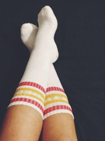 The Hundreds Socks Legs Girl Legs