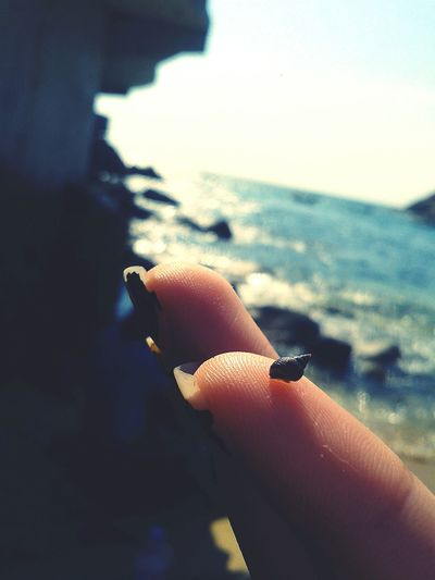 Beach Photography Little Sun