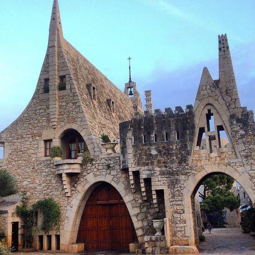 Bodegas Güell Caprichos de Gaudi