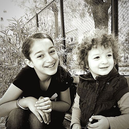 My angels...