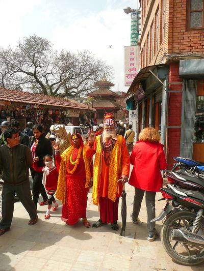 Saddhu Nepal Travel Photography Temple Durbar Square Cultural Heritage Tourist Attraction  Tourist Destination Pagodentempel Nepalese Wise Men Sadhu Sadhu Of India Sadhu Nepal Hinduism Holy Man Hinduismus Hindi