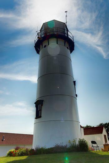 Cape Cod Lighthouse Lens Flare Light House Chatham The Week On Eyem Showcase: February EyeEm Best Shots