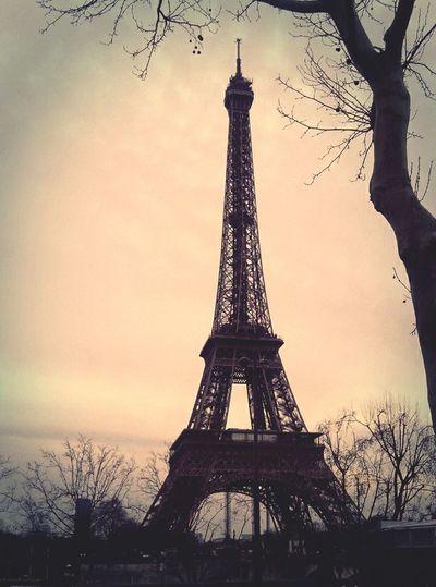 Le règne Tour Eiffel