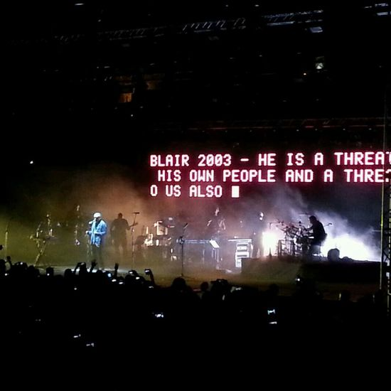 Massive Attack Live Music
