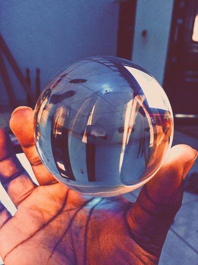 Sphere Close-up