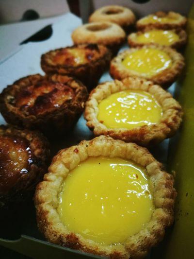 Egg Yolk Food Close-up Freshness Tart Dessert Eggtarts Lovely Eat Me...Now!