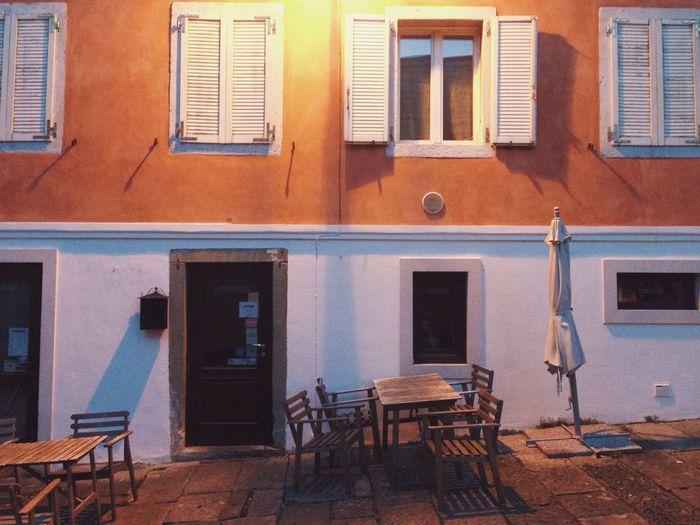 Trieste Night Lights Italy Table