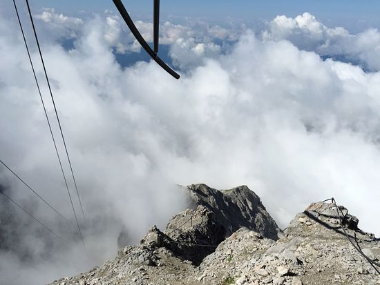 EyeEm Selects Mountain Dachstein Cloud - Sky No People Outdoors Beauty In Nature