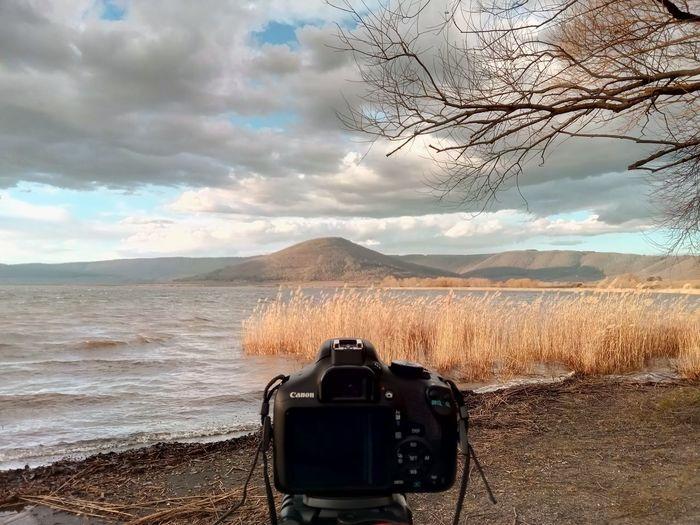 rilassarsi nella natura Landscape Lake Lakevico Lago Di Vico Italy🇮🇹 Canon Reflex Mountain Technology Sunset Sea Photographing Desert Sky Landscape Cloud - Sky Sand Dune