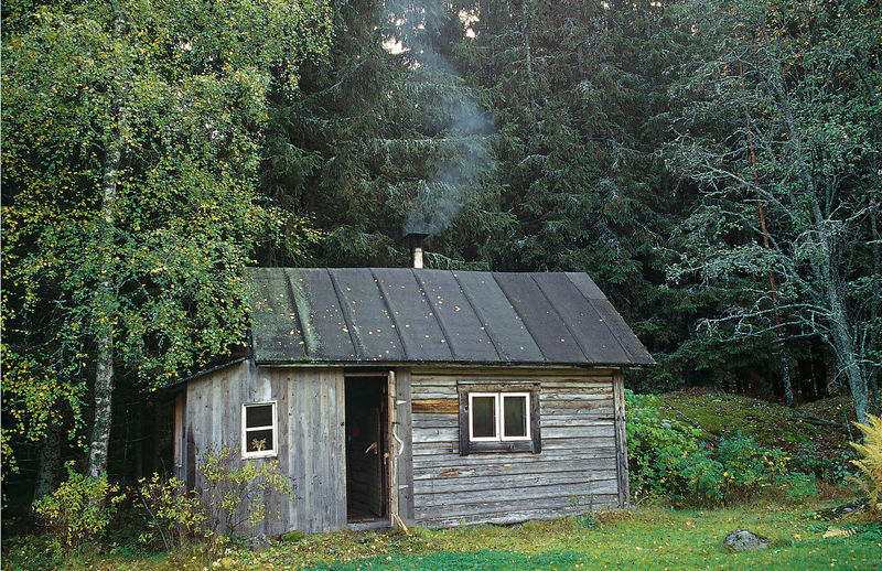 A Finnish Sauna A Place Ot Relax A Revered Place A Sauna Stove A Sprit Of A Sauna Architecture Cleanness Day Finnish Culture Firewood For Sauna Peace Of Mind. Physical And Mental Cleansing, Relaxation Time Soap In Sauna The Traditonal Sauna