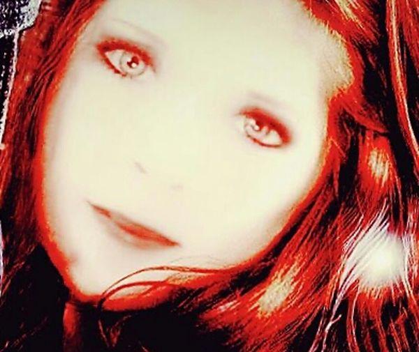 Redhead Hello