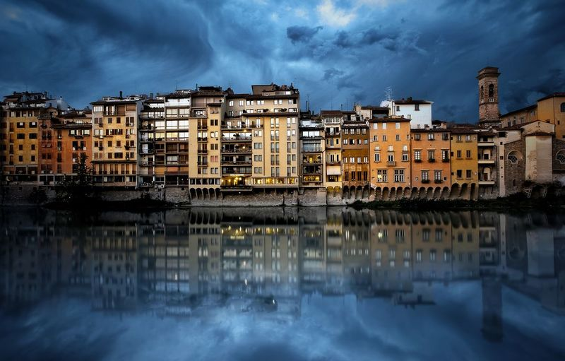 Eyeem Market Eyeemphotography EyeEm Best Edits EyeEmBestPics EyeEm Selects EyeEm Gallery EyeEm Best Shots EyeEm Arno River Florence Italy❤️ Italy Cityscape Photography Landscape_photography Landscape_Collection Landscape Architecture Building Exterior Reflection House Built Structure Sky Apartment Outdoors Cloud - Sky No People Water City Cityscape Day Adventures In The City The Architect - 2018 EyeEm Awards The Great Outdoors - 2018 EyeEm Awards It's About The Journey