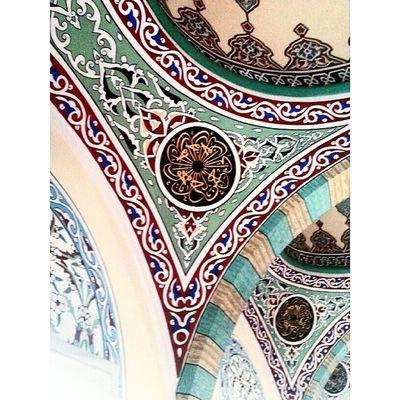 Interiordesigner Design ARCHITECT Mimari Art Sanat Islam Kur 'anKuran Kuranikerim Kuran -ikerimAllah Allahuekber İslamiyet Istanbuldayasam Mosque Motif  Cami Imam Dua Turkey Turkishgram