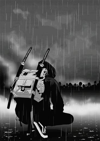 Black & White Netflixnight Anime Lover Futuristic Portrait Dark Eyesight EyeEm Selects XboxOne Electric Guitar Musical Instrument Musician People Outdoors