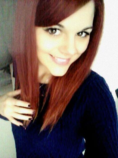 Peldicarota RedHAIR ❤ Smile Selfie ✌ Goodmorning