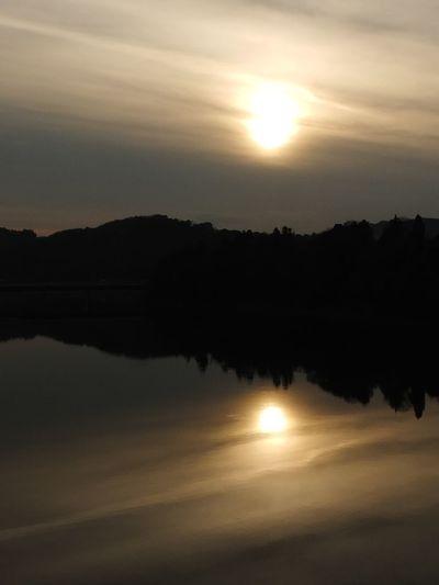 Reflection Dam Lake