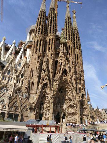 Barcelona,Spain Church Barcelona Spain🇪🇸