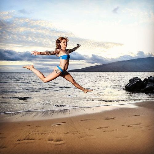 Yay! Back on instagram! Beautiful Maui Goddess Vixen Befree BeCreative Fitness Youonlyliveonce Freethegoddess Amazing Mauiphotography