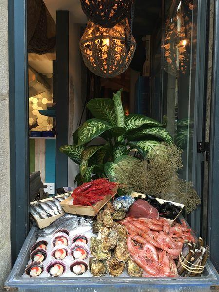 Seafoods Seafoodporn SEAFOOD🐡 Seafood Sea Food Barcelona Barcelona, Spain Market Sea Food Restaurant BoqueriaMarket Boqueria