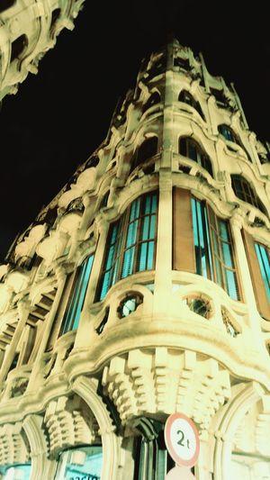 The Architect - 2015 EyeEm Awards Urban Architecture Open Edit Nightphotography Nightshot NightSnaps Palma De Mallorca