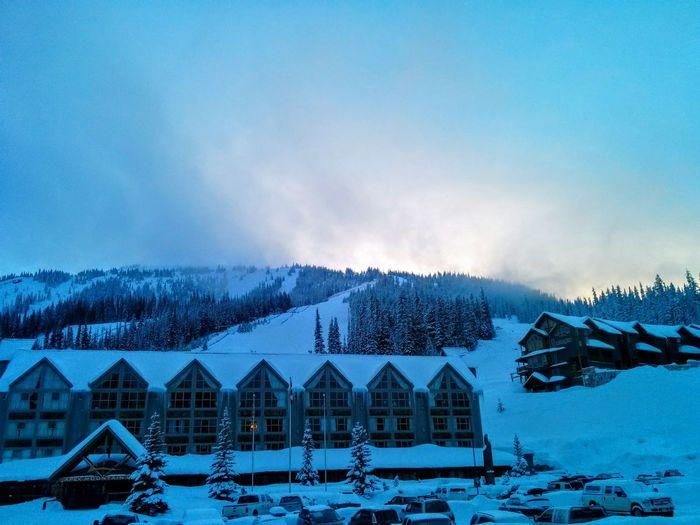Ski Apex Race