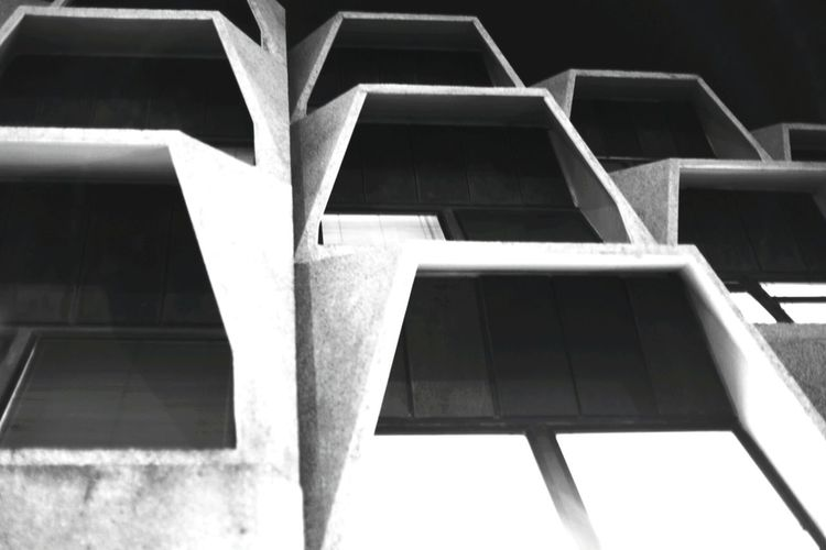 Close-up of built structure