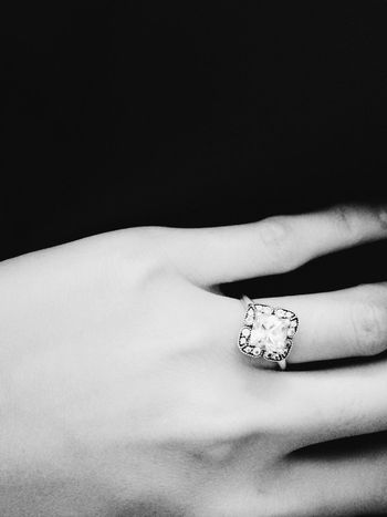 One part happiness Close-up Jewelry Ring One Young Woman Only Diamond Ring EyeEmNewHere