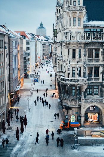 Architecture Building Exterior Crowd Large Group Of People Group Of People City Built Structure Real People Building City Life Men Women Day High Angle View Travel Destinations Lifestyles Nature Street Travel Outdoors