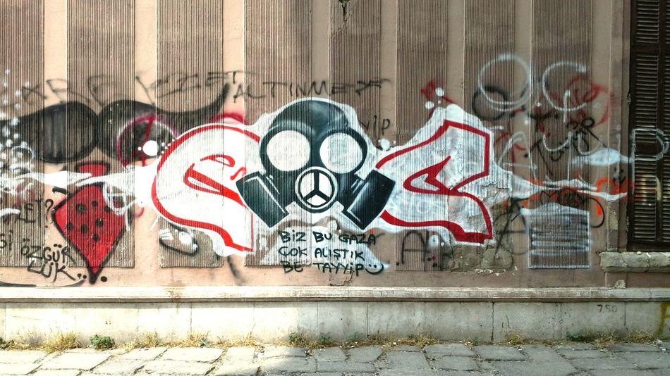 Symrna Izmir Alsancak Geziparki Geziyihatirlat Gezipark Gaz