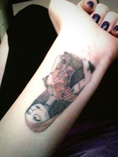 Guyswithtattoos Tattoo StillInBed