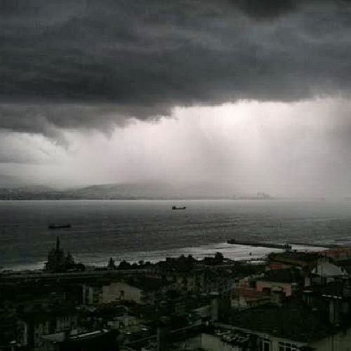 Weather World Summer Storm Sky And City Daynight Rain Nature Izmit