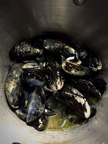 Moules Mussels Mussel Food Foodphotography