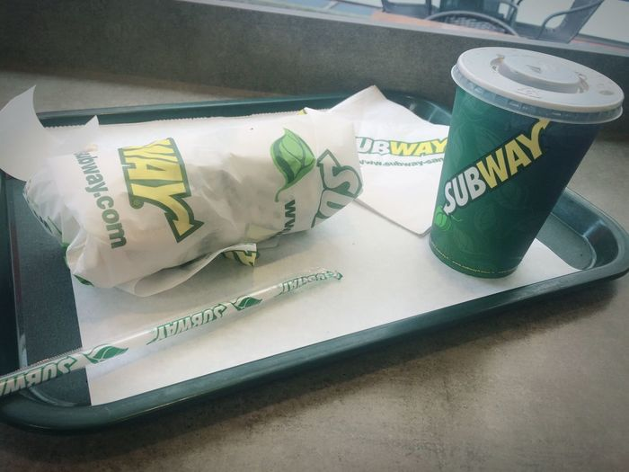 Subway Green Color Freshness Collection Germany