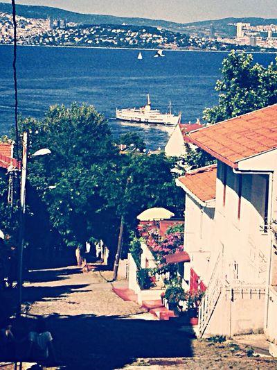Ada aşkları.. Love Island Istanbul Heybeliada
