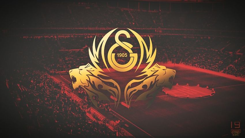 #galatasaray World Galatasaray Cimbom 💛❤️ GalataSaray Sarı Kırmızı Welcome To Hell Space