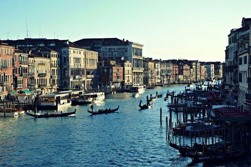 Il canal grande - Venezia