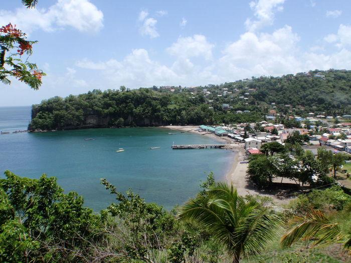 Beach Coachlite Coast Coastline Island Ocean Peace S Scenery St. Lucia