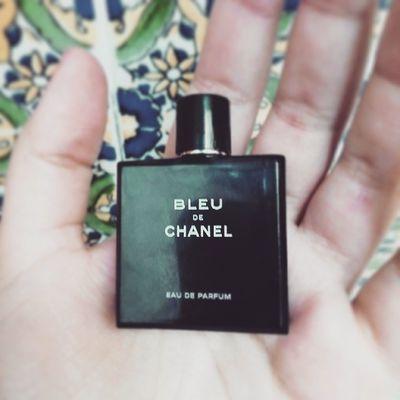 Always in love with men's perfume!! BleudeChanel😍💜