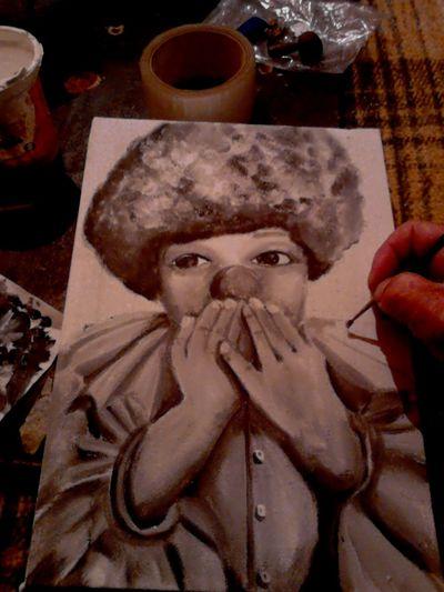 Es verdad, soy un Payaso Paint It