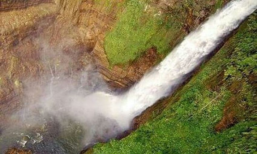 Got to appreciate the beauty of nature .😍 7falls Naturelover