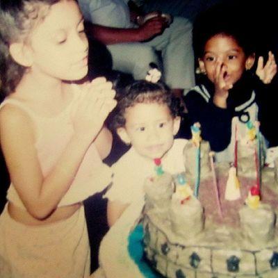 Meu aniversario ^^ So tinha 7 aniinhos :D Instafofinhas Instabday Instafamily Instacousiin ^^ ♥♥♥