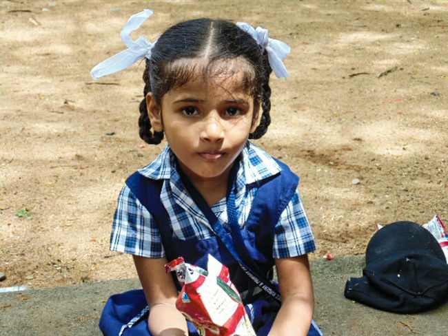 Eye4photography  Photo Of The Day EyeEm Best Shots Child Portrait Potrait_photography Girl Power Girl Portrait The School Of Life School Uniforms Around The World School ✌ Snacks Time Beautiful Kid My Class Kid Sunny Day 🌞 The Color Of School