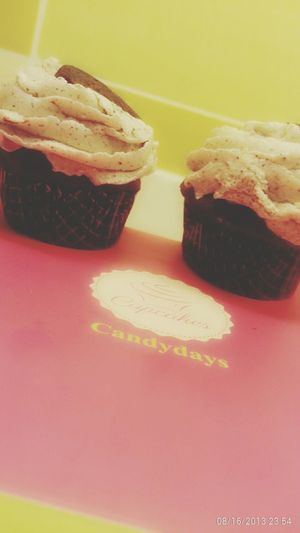 I'm in love with candy days♥♥