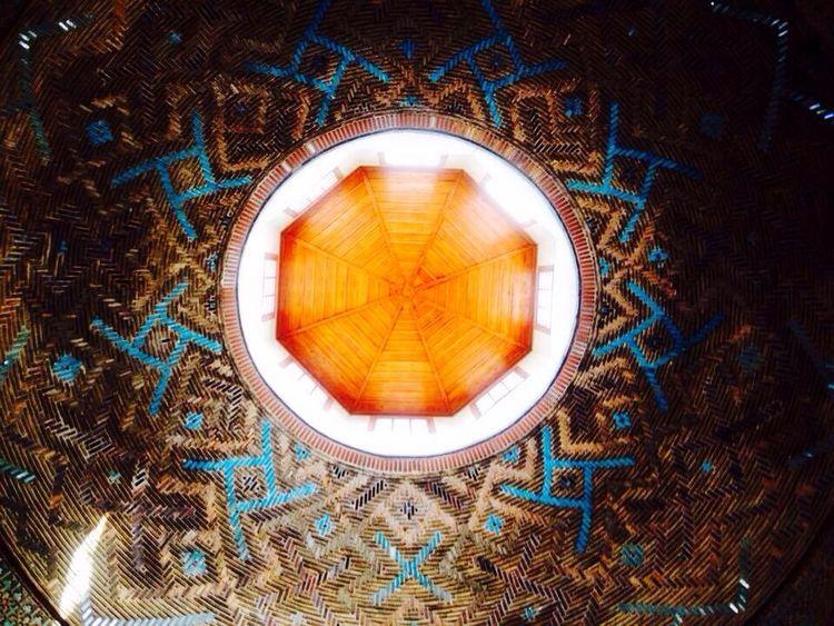 Konya Karatay Müzesi...gökkubbe Konya