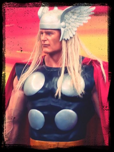 Mighty Thor...