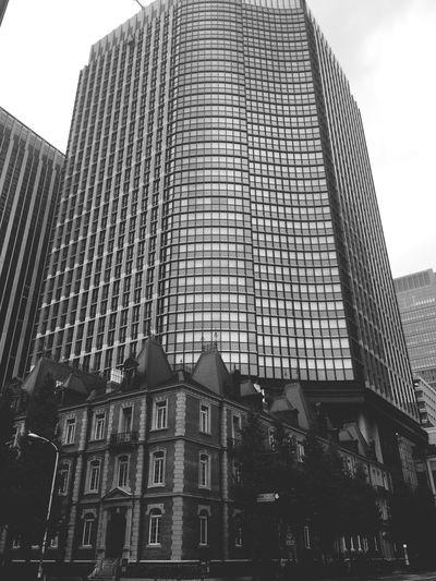 Mitsubishi Tokyo,Japan Building Marunouchi