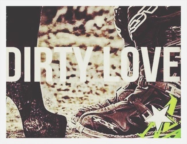 Motocross Couple Motocross Mx  Dirty Love