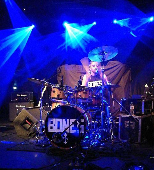 Bones at SWX club, Bristol Music Rock Music Musician Live Event Drummer Rock Band Concert