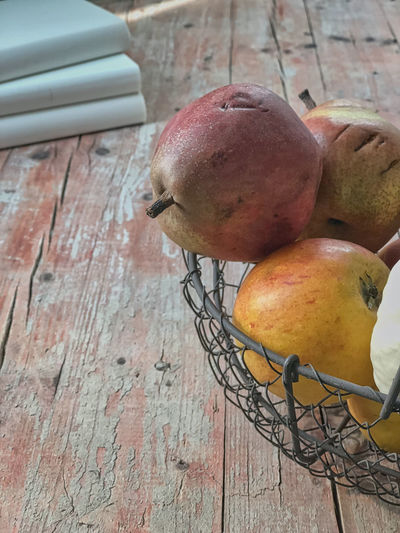 Pears and